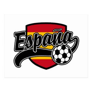 Fútbol de Espana Postal