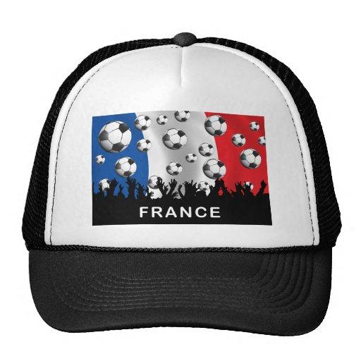 Fútbol de Francia Gorra