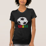 Fútbol de Ghana Poleras