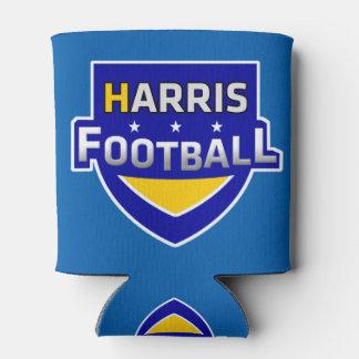 Fútbol de Harris Enfriador De Latas