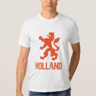 Fútbol de Holanda Playeras