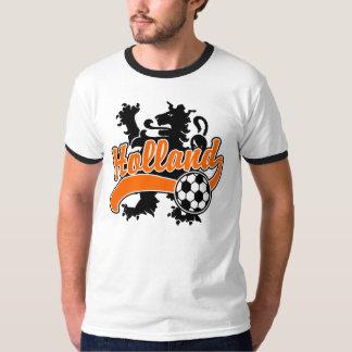 Fútbol de Holanda Remera