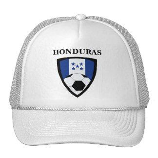 Fútbol de Honduras Gorros Bordados