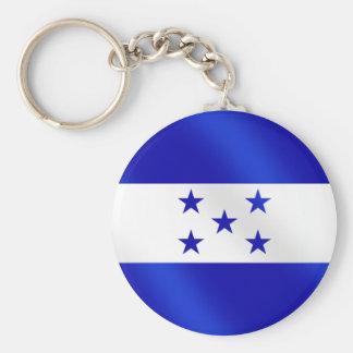 Fútbol de Honduras Llavero Redondo Tipo Pin