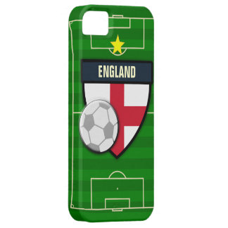 Fútbol de Inglaterra Funda Para iPhone 5 Barely There