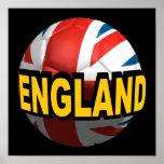 Fútbol de Inglaterra Posters