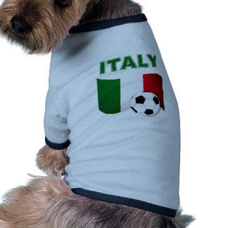 Fútbol de Italia 2010 mundiales Camiseta De Mascota