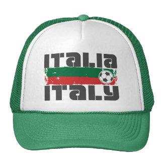Fútbol de Italia Gorras