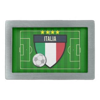 Fútbol de Italia Italia Hebilla Cinturón