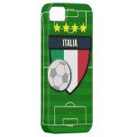 Fútbol de Italia Italia iPhone 5 Funda
