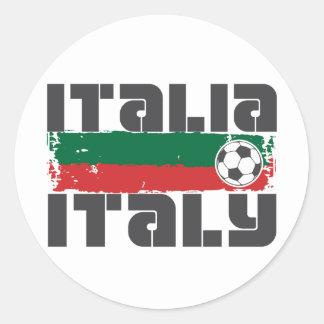 Fútbol de Italia Etiquetas