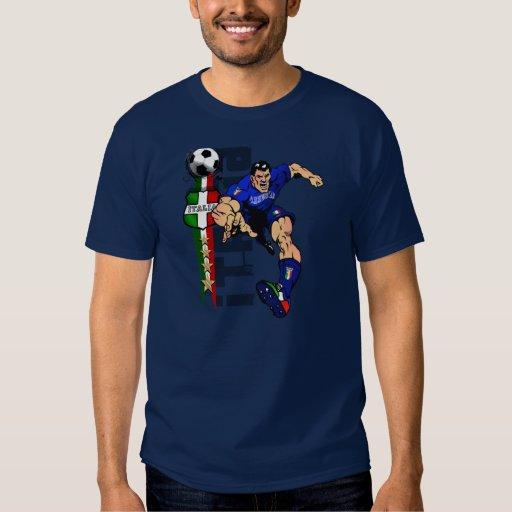 Fútbol de Italia Playera