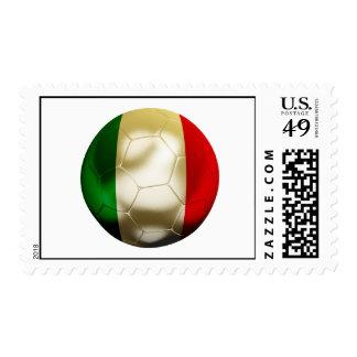 Fútbol de Italia Franqueo