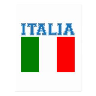Fútbol de Italia Postal