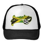 Fútbol de Jamaica Gorras