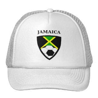 Fútbol de Jamaica Gorras De Camionero