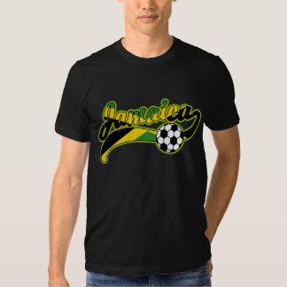 Fútbol de Jamaica Playera