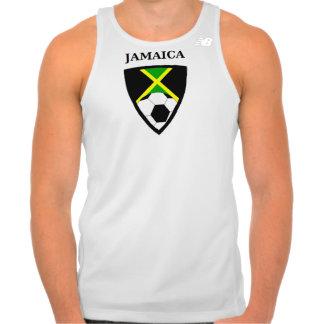 Fútbol de Jamaica Playera De Tirantes Deportiva New Balance