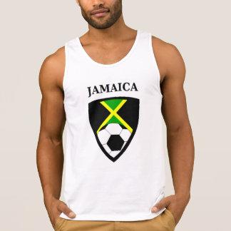 Fútbol de Jamaica Playeras Con Tirantes