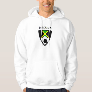 Fútbol de Jamaica Pulóver Con Capucha