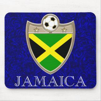 Fútbol de Jamaica Alfombrilla De Raton