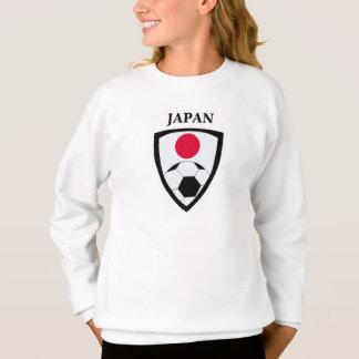 Fútbol de Japón Sudadera