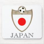 Fútbol de Japón Tapete De Raton