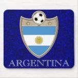 Fútbol de la Argentina Alfombrilla De Ratones
