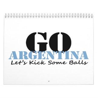 Fútbol de la Argentina Calendario