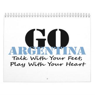 Fútbol de la Argentina Calendarios