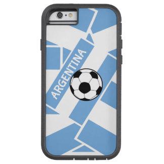 Fútbol de la Argentina Funda De iPhone 6 Tough Xtreme