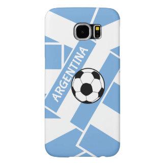 Fútbol de la Argentina Funda Samsung Galaxy S6