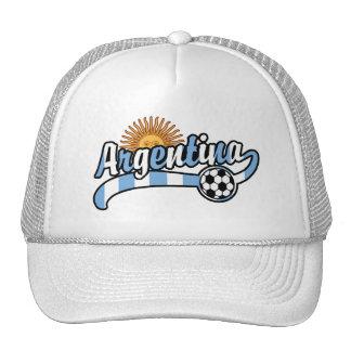 Fútbol de la Argentina Gorro