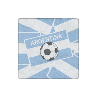Fútbol de la Argentina Imán De Piedra