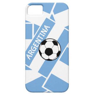 Fútbol de la Argentina iPhone 5 Funda