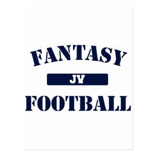 Fútbol de la fantasía del JV Postal