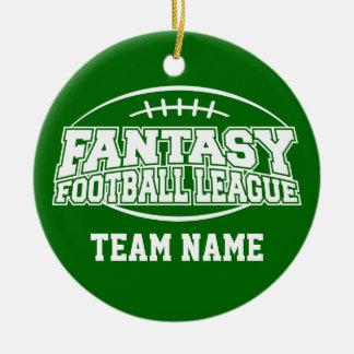 Fútbol de la fantasía - regalo divertido de los de adorno