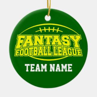 Fútbol de la fantasía - regalo divertido de los de ornamento de reyes magos