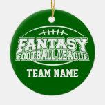 Fútbol de la fantasía - regalo divertido de los adorno