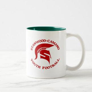 Fútbol de la juventud de Stanwood Camano Tazas