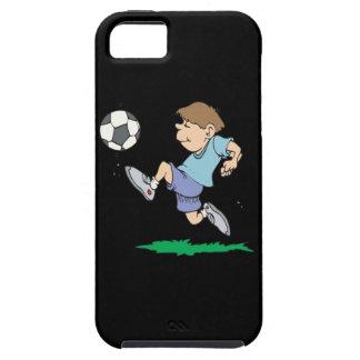 Fútbol de la juventud funda para iPhone SE/5/5s