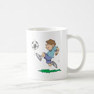 Fútbol de la juventud taza