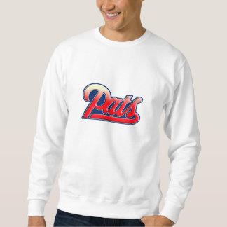 Fútbol de las palmaditas suéter