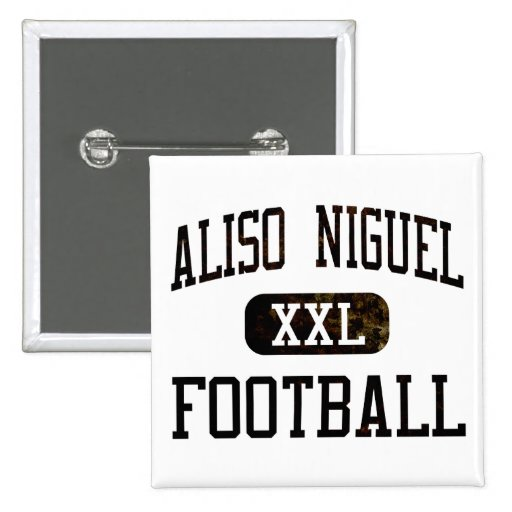 Fútbol de los carcayúes de Aliso Viejo Pin