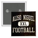 Fútbol de los carcayúes de Aliso Viejo Pins