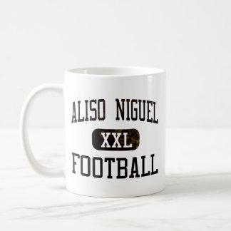 Fútbol de los carcayúes de Aliso Viejo Taza De Café