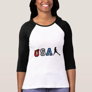 Fútbol de los E.E.U.U. Camiseta
