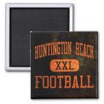 Fútbol de los engrasadores de Huntington Beach Imanes
