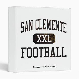 """Fútbol de los tritones de San Clemente Carpeta 1"""""""