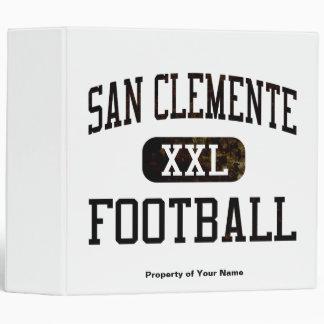 """Fútbol de los tritones de San Clemente Carpeta 2"""""""
